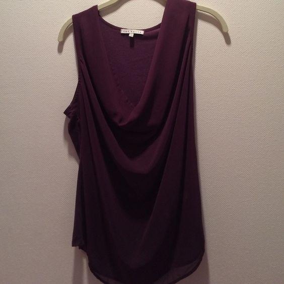 Shirt Beautiful!  Silk, worn once Red Haute  Tops