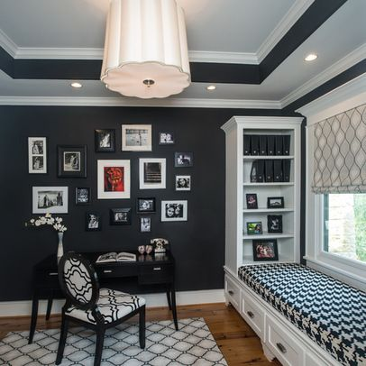 great dark walls