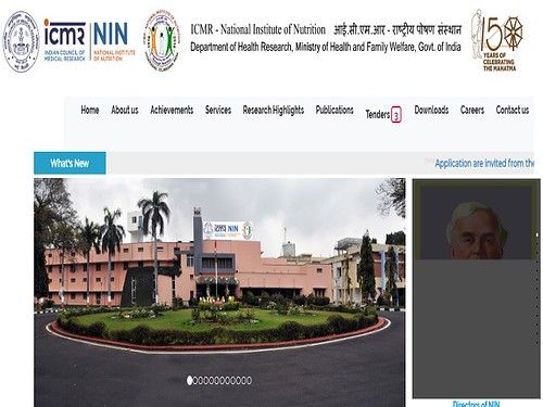 Icmr Nin 20recruitment 202020 20walk In 20for 20technical 20assistant 20post In 2020 Holiday Travel Recruitment Christmas Town