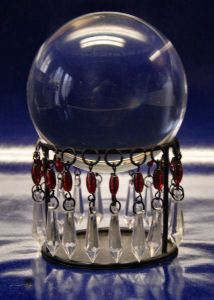Beaded Crystal Ball