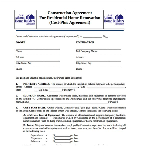 Construction contractors and agents have to go through a lot of - vendor confidentiality agreement
