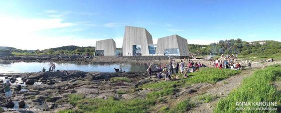 Rintala Eggertsson Arkitekter  Museum in Bodø