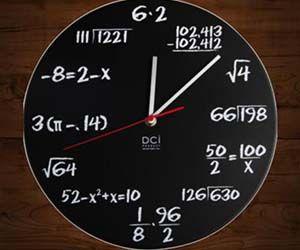 Orologio Matematico http://howtokillyourmoney.com/listing-145-orologio-matematico.html