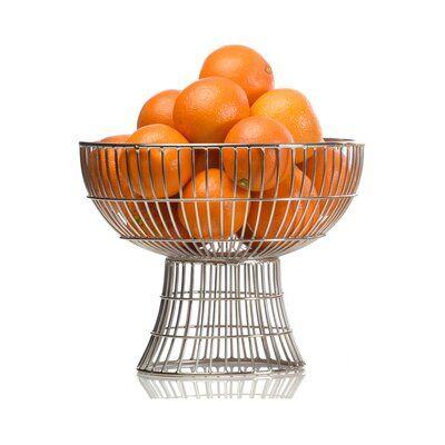 Brayden Studio Georges Small Footed Serving Bowl Serving Bowls Decorative Bowls Modern Chic Design