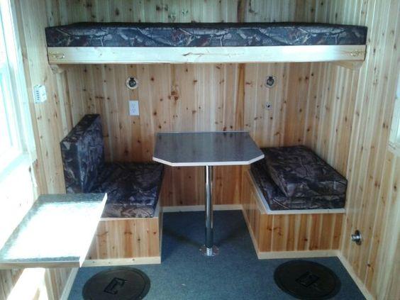 would make a good bunkie set up | cottage ideas | pinterest | ice