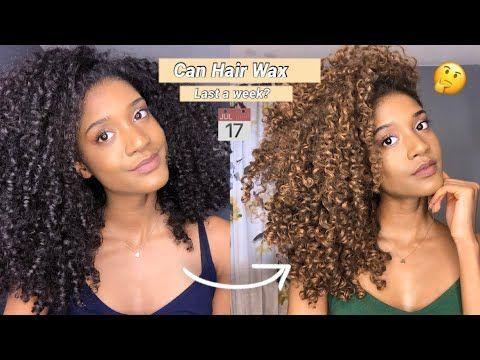 Wie Lange Halt Das Temporare Haarfarbenwachs Wirklich Demo Auswaschprozess Youtube Temporary Hair Color Wash Out Hair Color Temporary Hair Dye