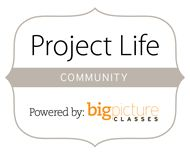 Project Life - Powered by Big Picture Classes