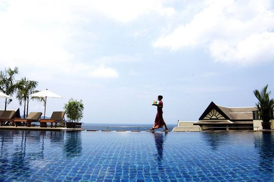 Care from some drink? Juices, mocktails, or sodas?  - The Blue Marine Resort & Spa Phuket, Managed by Centara -  Follow us on Instagram http://bit.ly/1jGdgqF