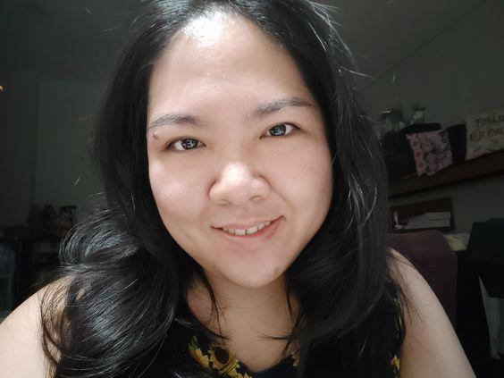my bareface setelah maskeran