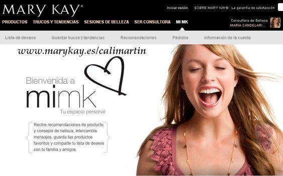 Si quieres pedir algún #producto: https://www.marykay.es/calimartin/es-ES/Paginas/mymk.aspx