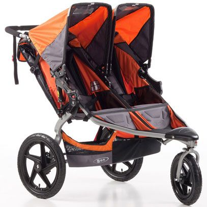 Yay, got my new toy for me & my girls:)  LOVE the BOB strollers!