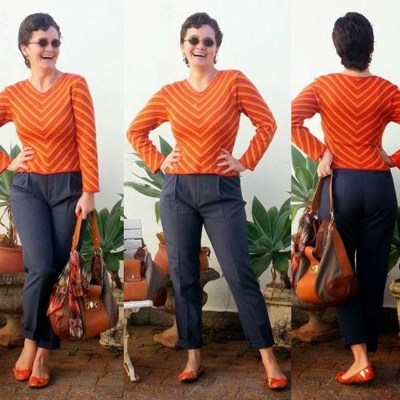 blog v@ LOOKS | por leila diniz: Look FUCEI O ARMÁRIO e resgatei blusa antiga e ÓCU...