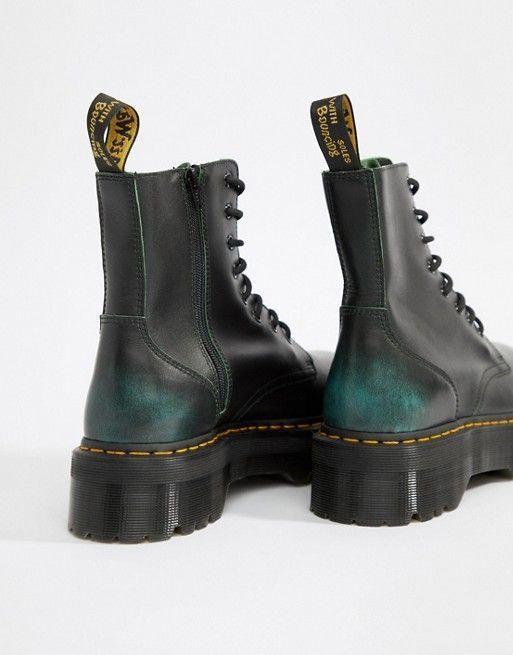 dr martens jadon boot size 4