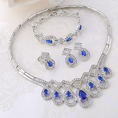 SOME BRIDAL JEWELLERY/NECKLACE SETS FOUND AT TRIPLECLICKS!! | Finance Release: