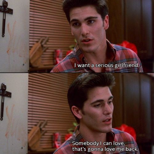 <3 Jake Ryan, Sixteen Candles <3