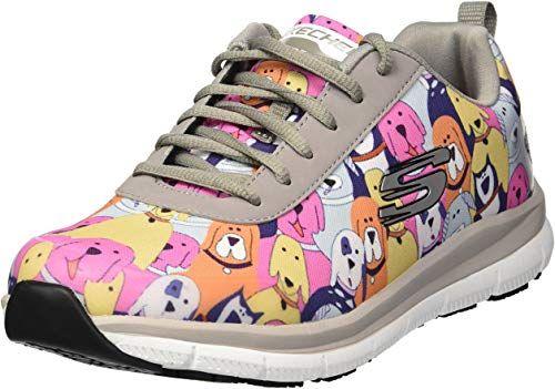 Best Seller Skechers Women's Comfort Flex Sr Hc Pro Health Care  Professional Shoe online - Favoritetopbrands in 2020   Skechers women,  Professional shoes, Skechers