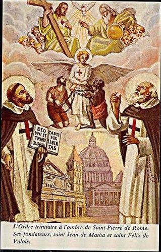 8 février Saint Jean Matha 68c7dd0cc0463c57c2ae678828f44bda