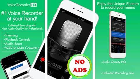 5 Aplikasi Record Android Terbaik Perekam Suara Jernih Gratis Perekam Suara Suara Perekam