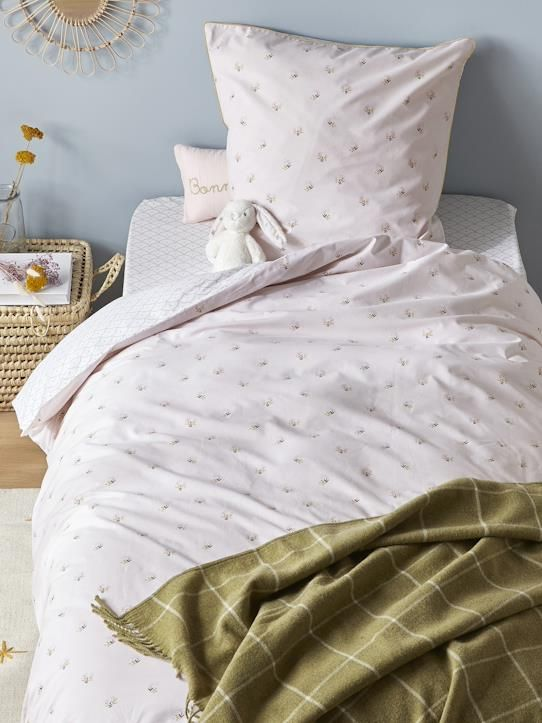 English Floral Cotton Percale Duvet Cover In 2020 Duvet Covers Duvet Fitted Sheet