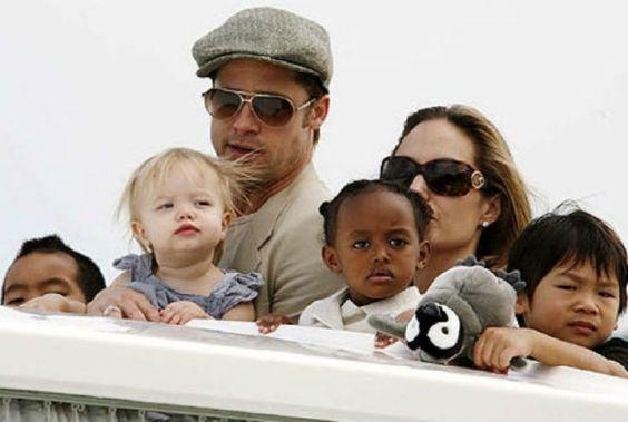 Brad Pitt ahora investigado por supuesta violencia física y abuso psicológico a sus hijos