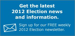 Want weekly Election news and information delivered right to your in-box weekly? Free lesson plans? Teaching resources? Get the latest 2012 Election news and information. Sign up for a FREE weekly 2012 Election newsletter (No Cherry Trees were harmed in the making of this e-newsletter).