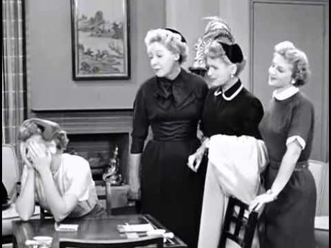 I Love Lucy - Season 3 Episode 6 - Full Episodes - YouTube
