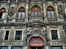 Casino Español, Ciudad de Mexico
