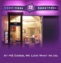 Printing Process : H2 Cards, Let H2 Cards Distinguish Your Unforgettable Moments.
