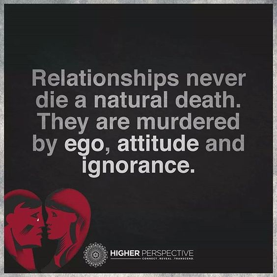 Ego, attitude and ignorance were his middle name