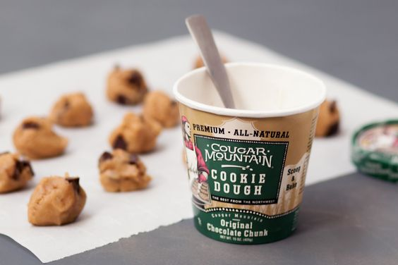 Cougar Mountain Cookie Dough delivered to your door. #SmithBrothersFarms