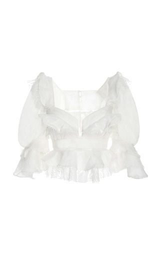 Shop luxury tops at Moda Operandi Browse our boutique of expertly curated selection featuring the latest fashion trends