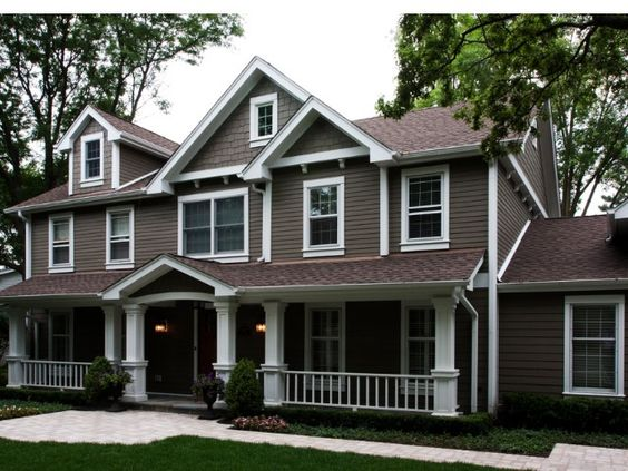 Best Brown Shingles And Shakes Exterior Pinterest Brown 400 x 300