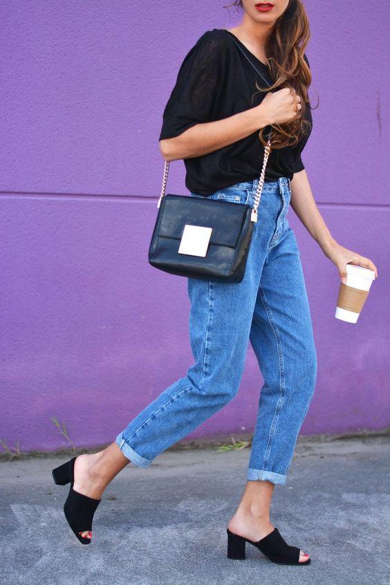 mom fit jeans | stellawantstodie waysify: