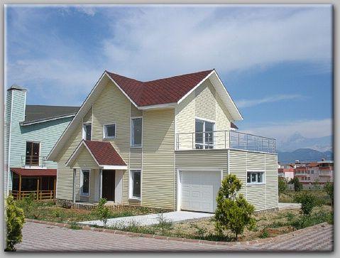 prefabrik ev aksa evler