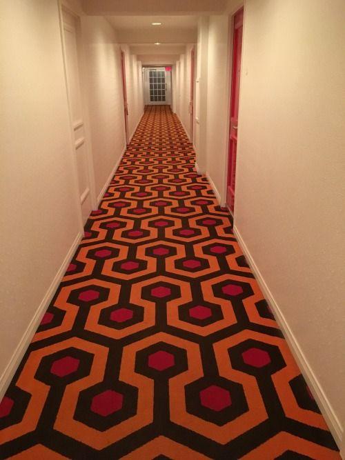 The Overlook Hotel Overlook Hotel The Shining Stanley Kubrick