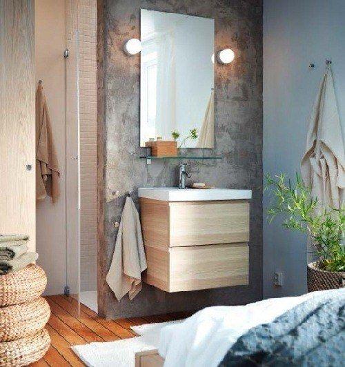 Planificador de baños Ikea | Microcemento, Ikea, Accesorios