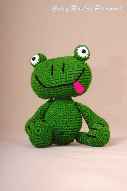 Cheeky Monkey Amigurumi Crochet Pattern : Pinterest The world s catalog of ideas