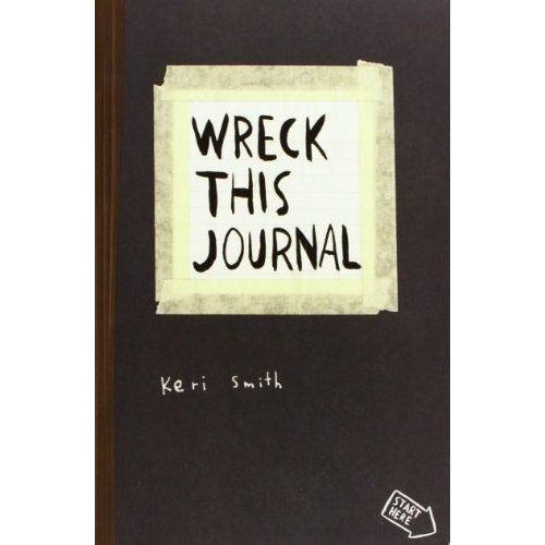 Wreck This Journal ($46.00)
