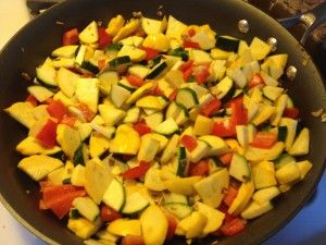 #Vegan Pattypan Squash Chimichangas