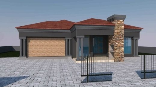 Fantastic Appealing House Plans Designs With Photos In South Africa 10 Single Storey House Plan Sout Tuscan House Plans Single Storey House Plans African House