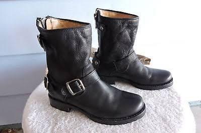 black veronica biker boots - Google Search