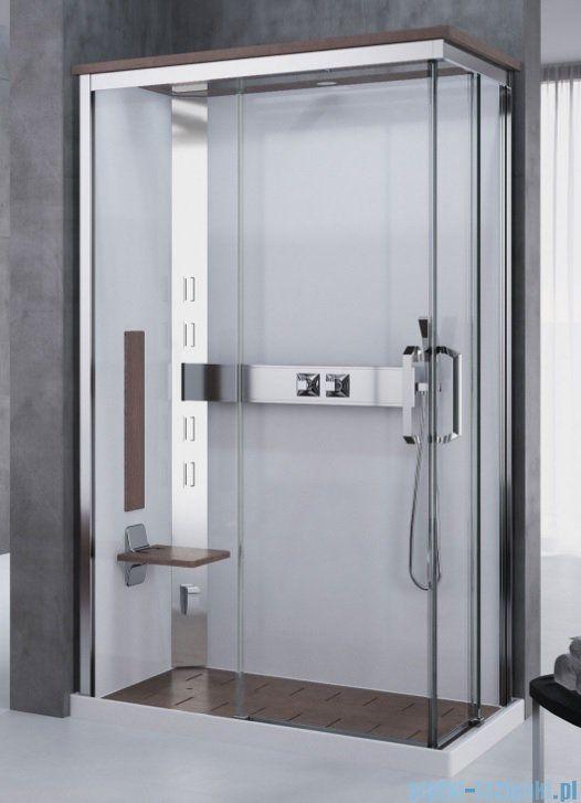 Novellini Nexis Kabina Prysznicowa Z Hydromasazem 120x80 Lewa Apartamenty Apartament Kabinaprysznico Shower Cabin Bathroom Medicine Cabinet Medicine Cabinet