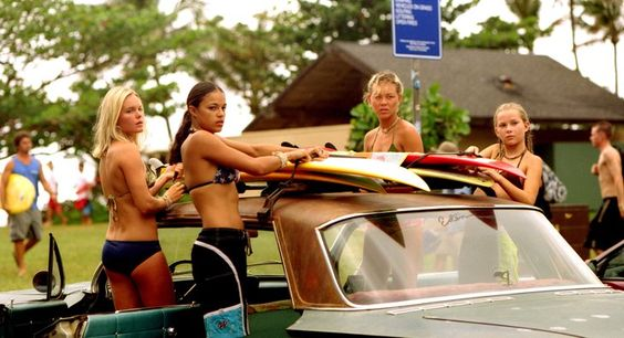 Pin for Later: The Ultimate Bikini Movie Gallery Kate Bosworth, Michelle Rodriguez, Sanoe Lake, and Mika Boorem, Blue Crush
