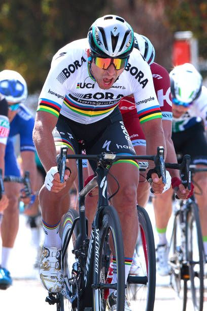 12th Amgen Tour of California Men 2017 / Stage 3 Arrival / Peter SAGAN / Celebration / Rick ZABEL / Pismo Beach Morro Bay / ATOC / Amgen /
