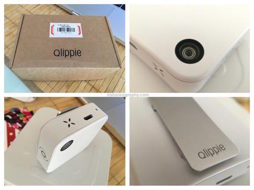 Tecnologia: #Recensione. #Fotocamera da #Indossare Qlippie Q1 Foto e Video (link: http://ift.tt/28KFP3S )