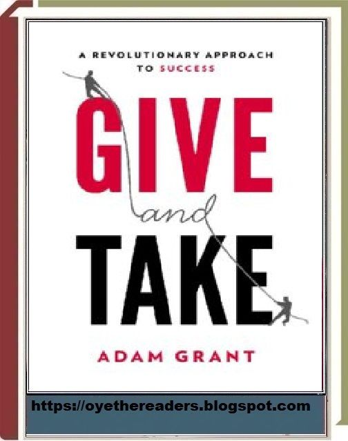 give and take book free pdf download