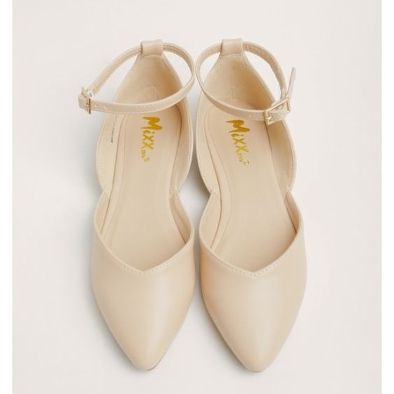 Nude Flats Brand new darlin' flats from Shop Ruche! Perfect to dress up or dress down! Ruche  Shoes Flats & Loafers