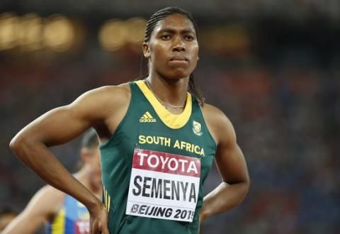 The unfair disadvantage Caster Semenya must endure to compete for Olympic gold