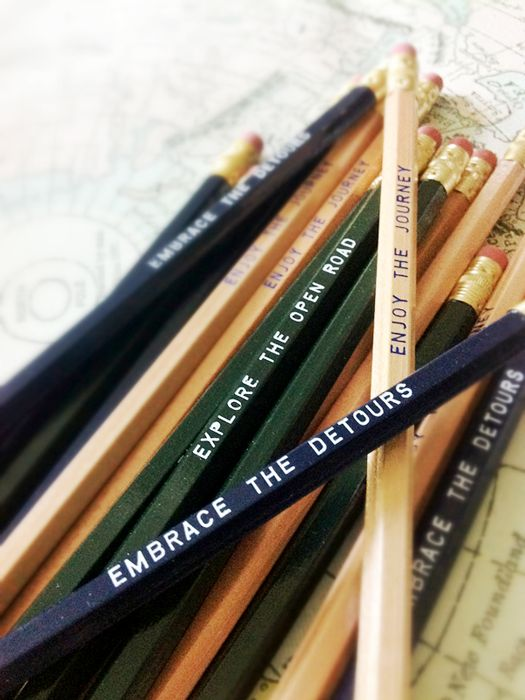 Road Trip Pencil Pack  by Earmark Social Paper Goods