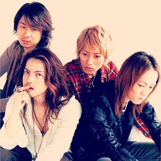 ロン毛L'Arc〜en〜Ciel